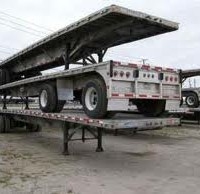 stacked trailers